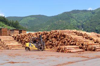 久万広域森林組合 製材
